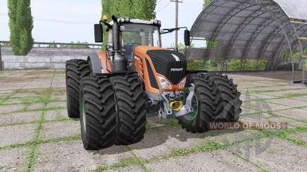 Fendt 936 Vario multicolor для Farming Simulator 2017