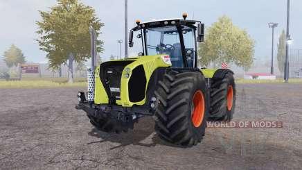 CLAAS Xerion 5000 Trac VC v5.0 для Farming Simulator 2013