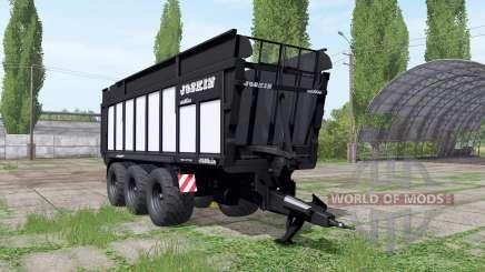 JOSKIN DRAKKAR 8600 black для Farming Simulator 2017