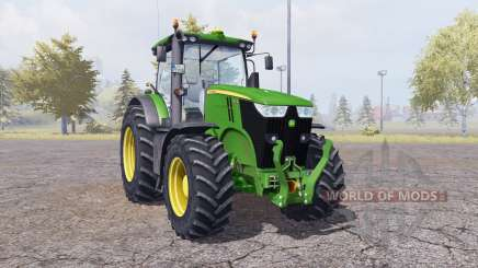 John Deere 7200R v2.0 для Farming Simulator 2013