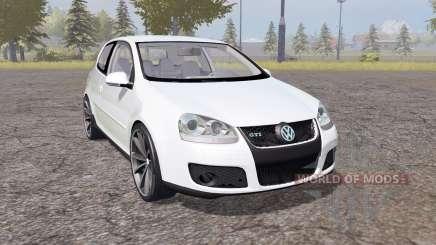 Volkswagen Golf GTI 3-door (Typ 1K) 2004 для Farming Simulator 2013