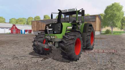 Fendt 930 Vario TMS green для Farming Simulator 2015