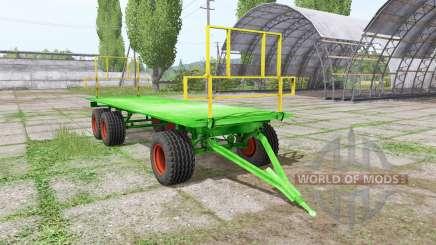 Dinapolis DINA RPP-9000 для Farming Simulator 2017