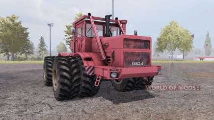 Кировец К 701 красный для Farming Simulator 2013