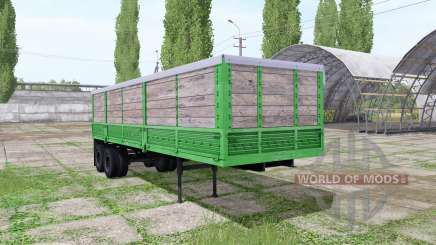 ОдАЗ 9370 v1.1 для Farming Simulator 2017