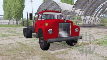 International LoadStar 1970 log truck для Farming Simulator 2017
