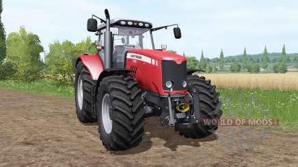 Massey Ferguson 7490 для Farming Simulator 2017