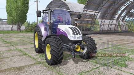 Steyr Multi 4095 ecotec для Farming Simulator 2017