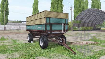 Mengele DR 57 v1.1 для Farming Simulator 2017