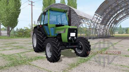 Deutz-Fahr D7807C v2.0 для Farming Simulator 2017