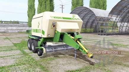 Krone BiG Pack 120-80 v2.1 для Farming Simulator 2017