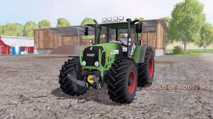 Fendt 414 Vario TMS v3.2 by RTK-LS для Farming Simulator 2015