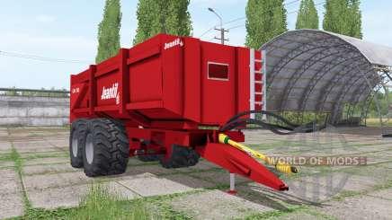 Jeantil GM 180 для Farming Simulator 2017