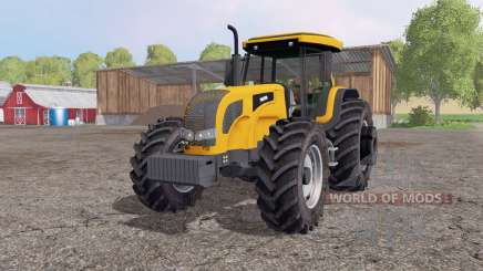 Valtra BH 210 orange для Farming Simulator 2015