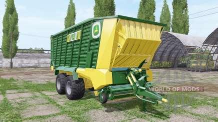 John Deere JD100K v1.1 для Farming Simulator 2017