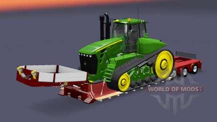 Doll Vario 3-axle v6.3 для Euro Truck Simulator 2