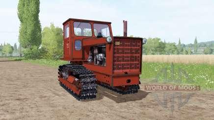 Т 4А v1.4 для Farming Simulator 2017