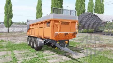 Dezeure DK33T v1.1 для Farming Simulator 2017