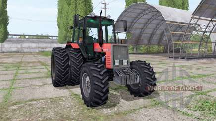МТЗ 820 Беларус v2.0 для Farming Simulator 2017