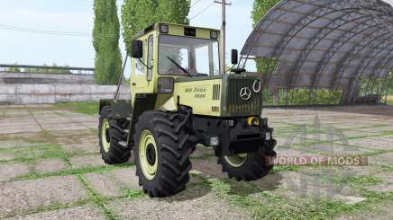 Mercedes-Benz Trac 1000 для Farming Simulator 2017