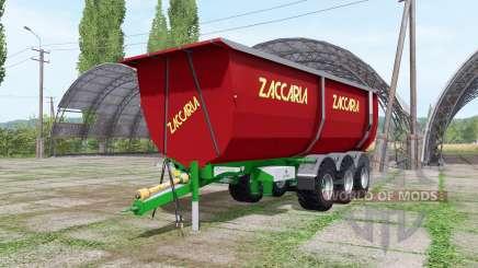 Zaccaria ZAM 200 DP8 Super Plus v1.1 для Farming Simulator 2017