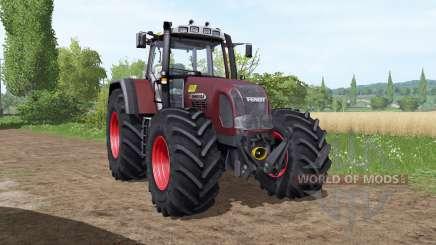 Fendt Favorit 924 TMS v3.0 для Farming Simulator 2017