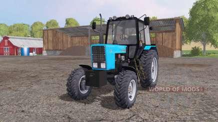 МТЗ 82.1 Беларус v2.1 by Farok для Farming Simulator 2015