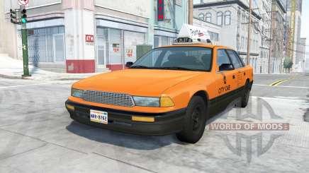 Gavril Grand Marshall city cab для BeamNG Drive