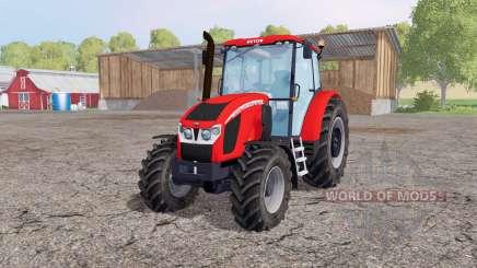 Zetor Forterra 100 HSX front loader для Farming Simulator 2015