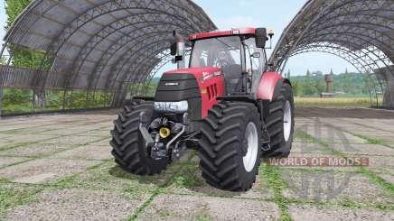 Case IH Puma 145 CVX v1.1 для Farming Simulator 2017