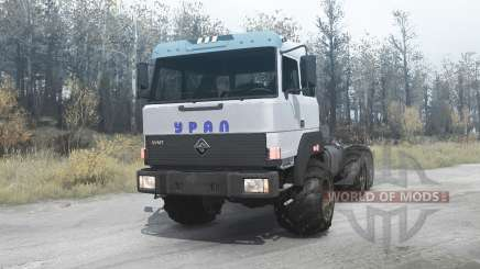 Урал 44202-3511-80 для MudRunner