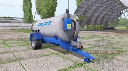 Galucho CG для Farming Simulator 2017