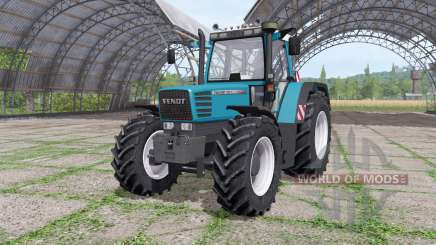 Fendt Favorit 511C Turbomatic для Farming Simulator 2017