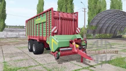 Strautmann Tera-Vitesse CFS 4601 DO для Farming Simulator 2017