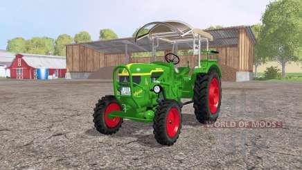 Deutz D40 v2.1 для Farming Simulator 2015