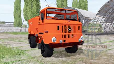 IFA W50 L futtermischer для Farming Simulator 2017