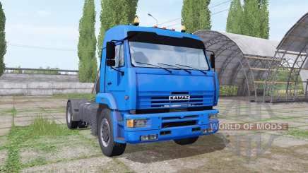 КАМАЗ 5460 v1.1 by RT-mods для Farming Simulator 2017