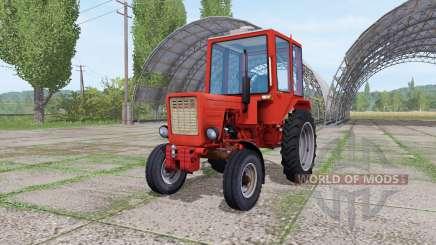 Т 25А v1.4 для Farming Simulator 2017