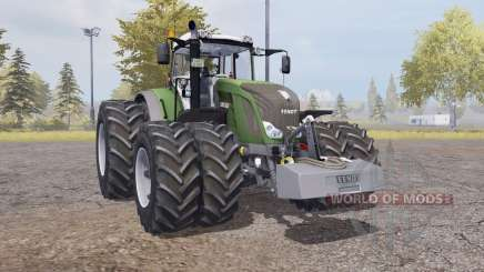 Fendt 828 Vario TMS для Farming Simulator 2013