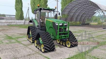 John Deere 7200R QuadTrac для Farming Simulator 2017