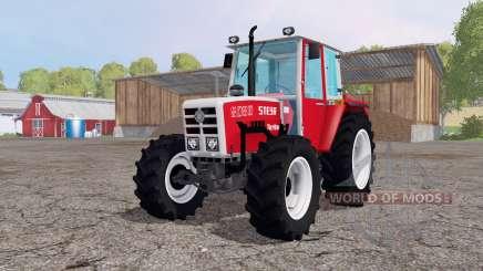 Steyr 8080A Turbo SK1 red для Farming Simulator 2015
