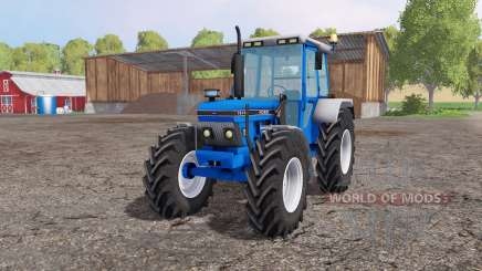 Ford 7810 v1.1 by Bjorny для Farming Simulator 2015