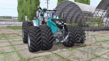 Fendt 1050 Vario v1.8 для Farming Simulator 2017