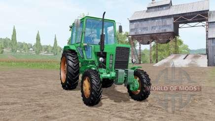 МТЗ-82 -Беларус- v2.0 для Farming Simulator 2017