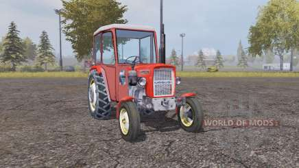URSUS C-330 v1.1 by Perkins для Farming Simulator 2013