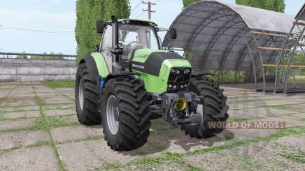 Deutz-Fahr Agrotron 7230 TTV v1.2 для Farming Simulator 2017