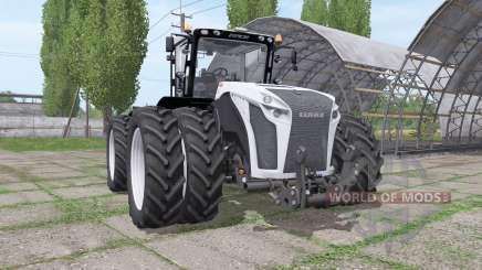 CLAAS Xerion 5000 Trac VC v6.1 для Farming Simulator 2017