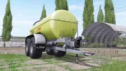 Fliegl Poly Line 18.500 v1.1 для Farming Simulator 2017