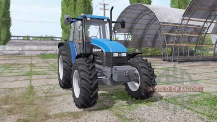 New Holland TS100 v1.1 для Farming Simulator 2017