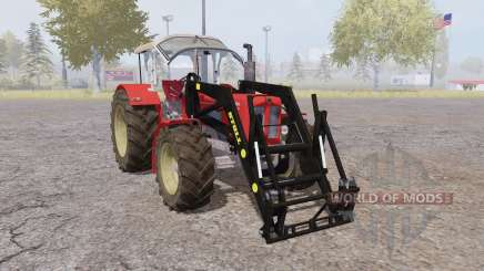 Schluter Compact 850 V для Farming Simulator 2013